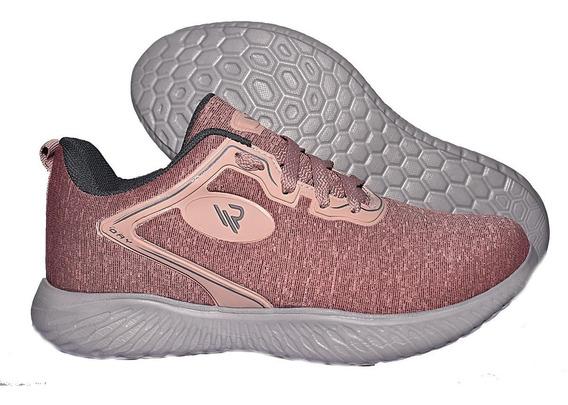 Tênis Feminino Casual Esportivo Caminhada Confortável Rt1