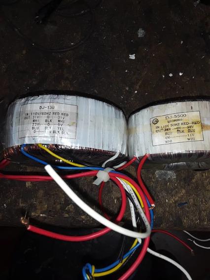 Transformador Toroidal Para Amplificador (bobina)