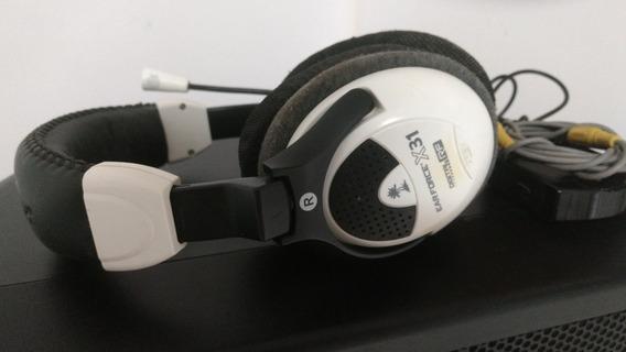 Fone Turtle Beach X31 Wireless