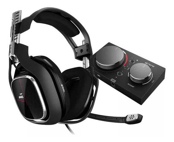 Fone Gamer Astro A40 Mixamp Pro Tr Gen4 Xbox One/pc Dolby Di