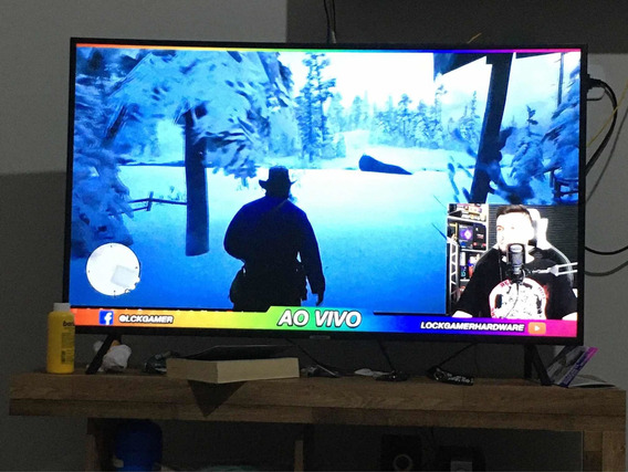 Samsung Nu7300 Smart Tv 49 Curva