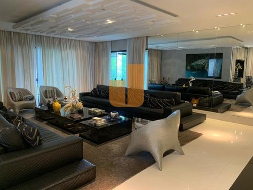 Apartamento Padrão Em Área Nobre De Higienópolis - Ja15786