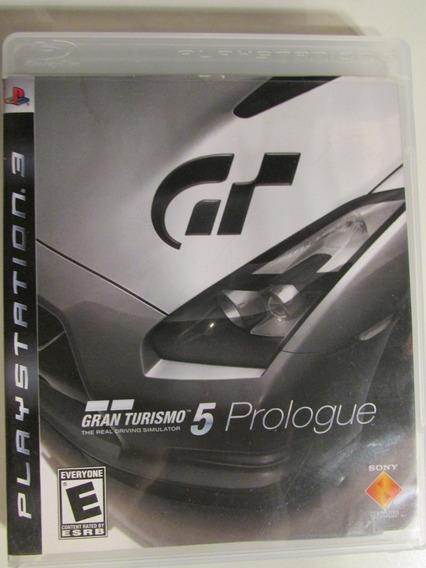 Jogo Gran Turismo 5 Prologue Ps3 Mídia Física Corrida Usado