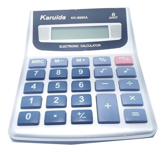 Calculadora Eletronica Karuida 8 Digitos