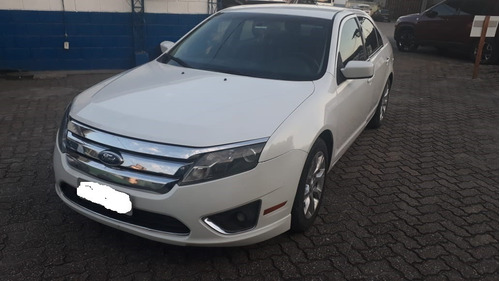 Ford Fusion Sel 3.0 V6 2012