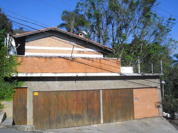 Casa Com 3 Dormitórios Para Alugar, 400 M² Por R$ 2.500/mês - Jardim Paraíso - Itapecerica Da Serra/sp - Ca0176