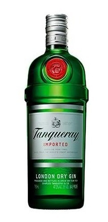 Gin Tanqueray London 750 Ml