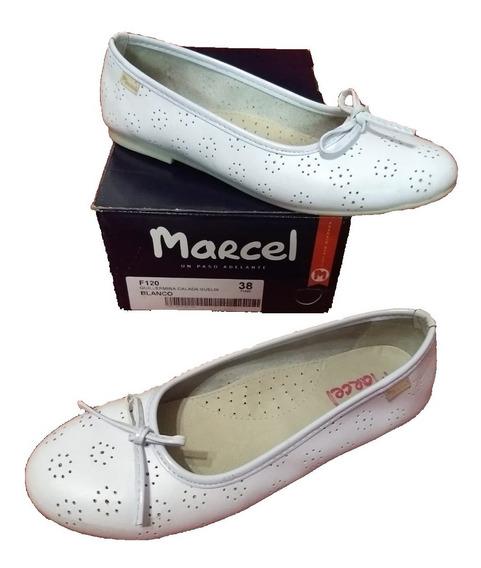 Zapatos Marcel. Cuero. Una Sola Postura Nº38