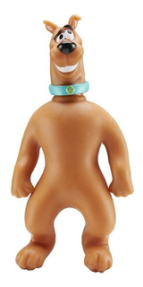 Stretch Muñeco Scooby Doo Elastico 20cm Se Estira Juguete