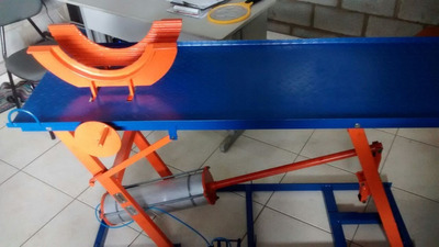Fabricação Propria De Elevadores Hidraulico Para Moto .