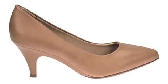 Zapatos Stilettos Vizzano Beira Rio Mujer Taco 6 Cm Moda Hot Rimini