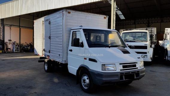 Iveco 4912 03 Doc Caminhão Baú