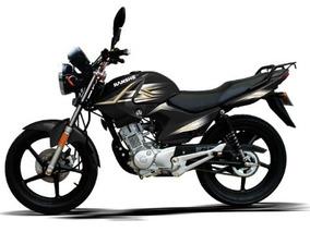 Js 125 6b Jianshe Yamaha Ybr 125 Ed