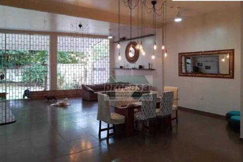Imagem 1 de 16 de Belíssima Casa Com 4 Quartos À Venda, 295 M² Por R$ 890.000 - Chapada - Manaus/am. Excelente Localização! - Ca4095