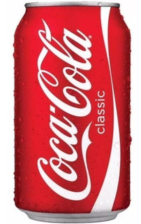 Cajas De Coca Cola Lata 335ml Por Display