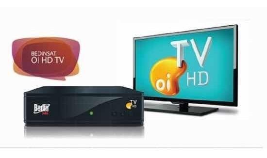Receptor Oi Tv Livre Hd + Habilitação Grátis + Nota Fiscal
