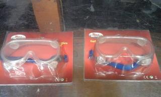 Lentes Gafas De Seguridad Industrial Max Mototi