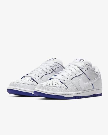 Tênis Nike Sb Dunk Low Pro Rpm Game Royal 40 Br