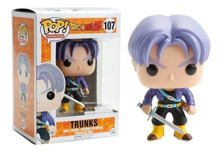 Funko Pop! Trunks #107 Dragon Ball Z Original