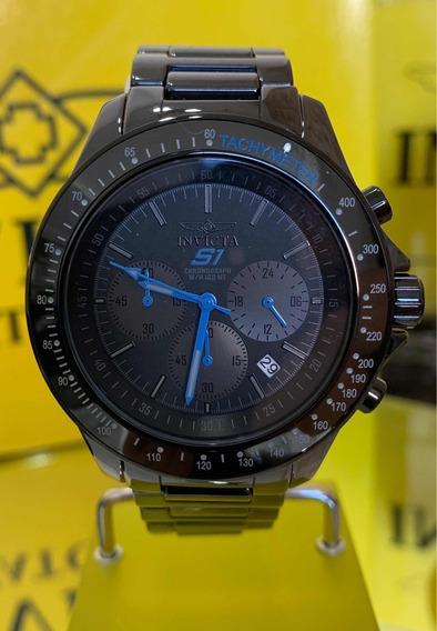 Relógio Invicta 23840 S1 Rally - Cerâmica - Exclusivo