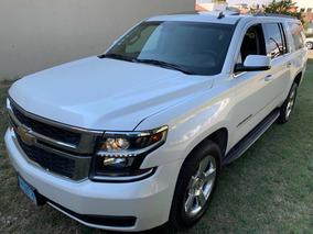 Chevrolet Suburban 5.4 Lt Piel Cubo At 2016