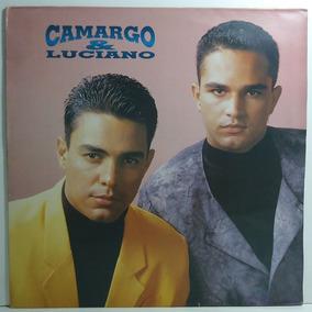 Zezé Di Camargo Luciano 1994 Camargo Luciano Lp Tudo De Novo