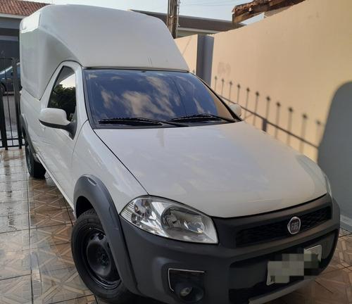 Fiat Strada 2018 1.4 Hard Working Flex 2p