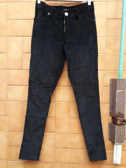 Pantalon Terciopelo Teresa Calandra 5 Bols Chupin T2