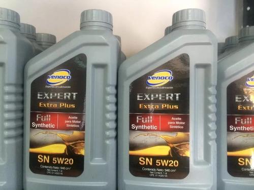 Aceite Full Sintético Venoco 5w20 (6)