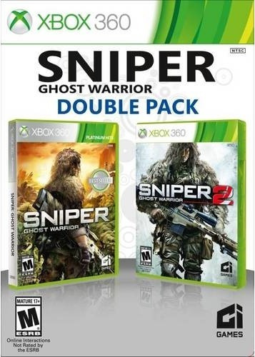 Sniper Ghost Warrior Double Pack