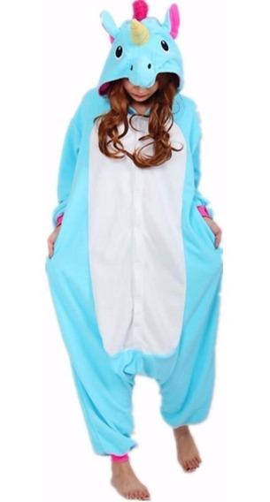 Kigurumi Unicornio Cosplay Pijama Moda Fashion