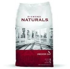 Diamond Indoor Cat Gato Hairball Naturals 8kg Envio Gratis