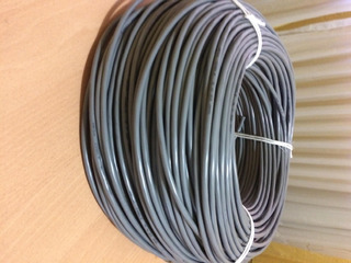 Cable Blindado 2x18 Mylar + Dren Rollo De 100 Mts