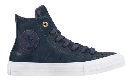 Zapatillas Converse Ct All Star Ii Craft Leather Hi Tienda F
