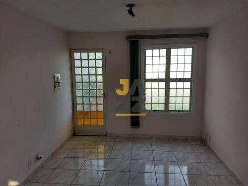 Apartamento Com 2 Dormitórios À Venda, 47 M² Por R$ 230.000,00 - Villa Flora - Sumaré/sp - Ap6580