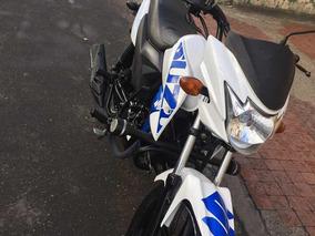 Moto Suzuki Hayate 115