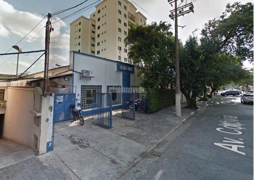Prédio Comercial Em Moema,próximo Ao Shopping Ibirapuera, 20m De Frente,antiga Industria Zon. Zeu - Ab133187