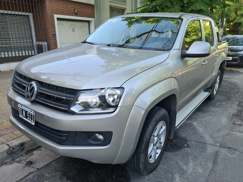 Reservado Vw Amarok 2.0 Cd Tdi 180cv 4x4 Trend.- At 2015
