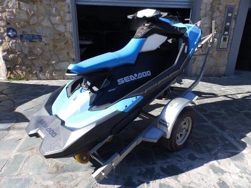 Moto De Agua Sea Doo Spark 900ho Que Precio! Nautica Milione
