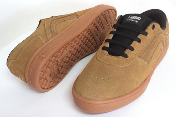 Tenis Gremio - Medieval 27mx / Ambar Gum / Skate Footwear Mx
