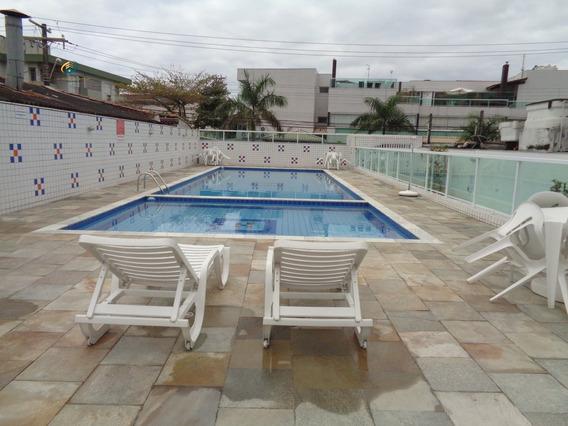 Apartamento Para Alugar No Bairro Tombo Em Guarujá - Sp. - En56-3