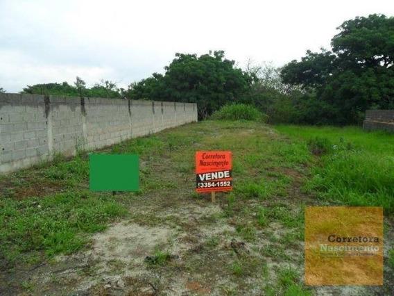 Terreno À Venda, 175 M² Por R$ 96.000,00 - Residencial Parque Dos Sinos - Jacareí/sp - Te0373