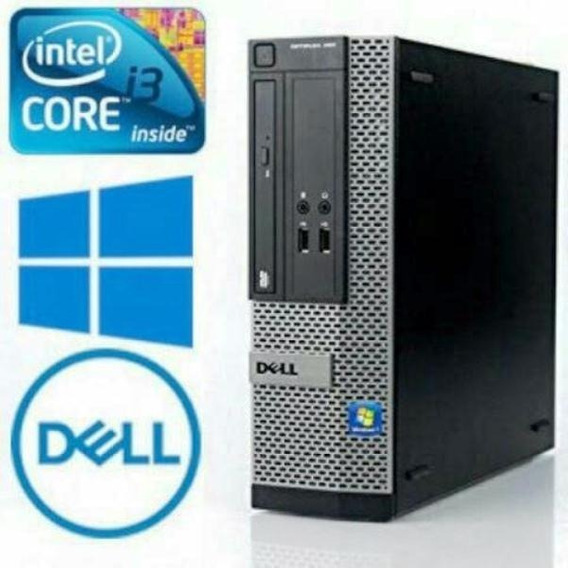 Dell Optplex 3010 Processador I3- 3.30ghz 4gb Ddr3 Hd 500gb