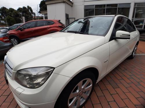 Mercedes-benz C 200 2010