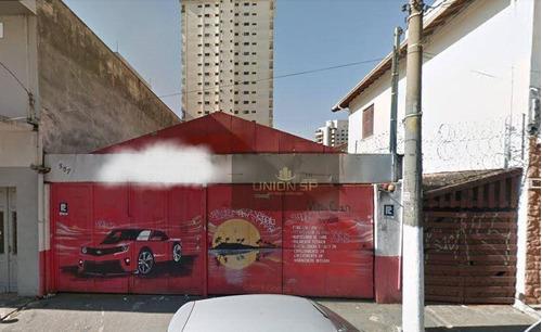 Imagem 1 de 2 de Galpão Para Alugar, 450 M² Por R$ 12.000,00 - Campo Belo - São Paulo/sp - Ga0013