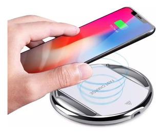 Cargador Inalámbrico Qi Para Smartphones