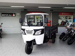 Zanella Zmax 200 S Tricargo Truck Utilitario Truck 1