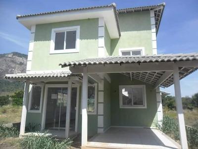 Casa Com 3 Dormitórios À Venda, 140 M² Por R$ 360.000 - Inoã (inoã) - Maricá/rj - Ca0739