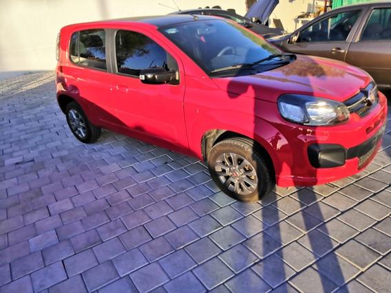 Fiat Uno Blacktop