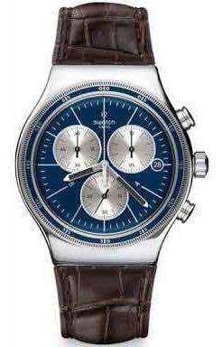 Relógio Swatch Irony Destination London Original Na Caixa